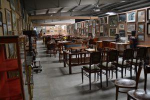 Hala - Nový Antik Bazar , 1.podlaží