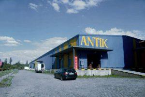 Nový Antik Bazar - prodejna na Žižkově