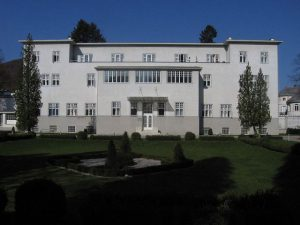 Sanatorium Westend, Purkesdorf, Vídeň