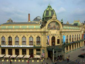 Obecn dům v Praze