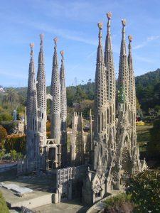 chrám La Sagrada Família