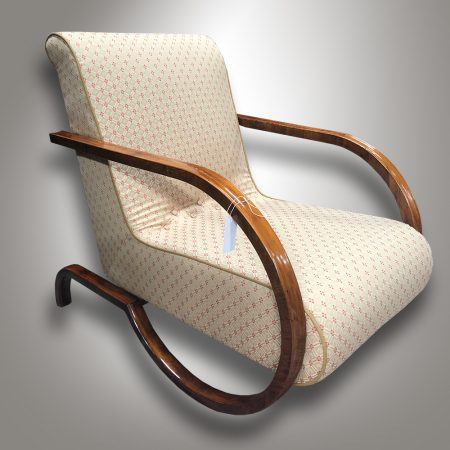 Art-Deco armchair