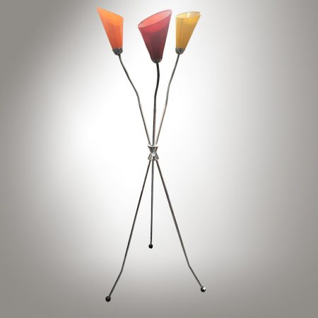 Retro lampa EXPO 58 Brusel