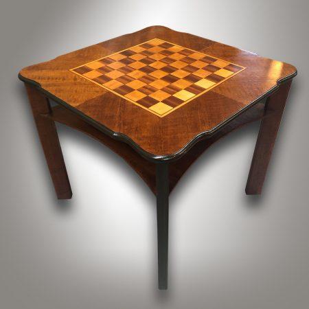Šachový stolek Art-Deco - v jednoduchosti je krása