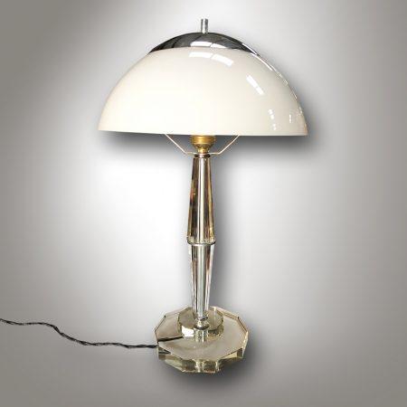 Stylová stolní lampa z období Art-Deca